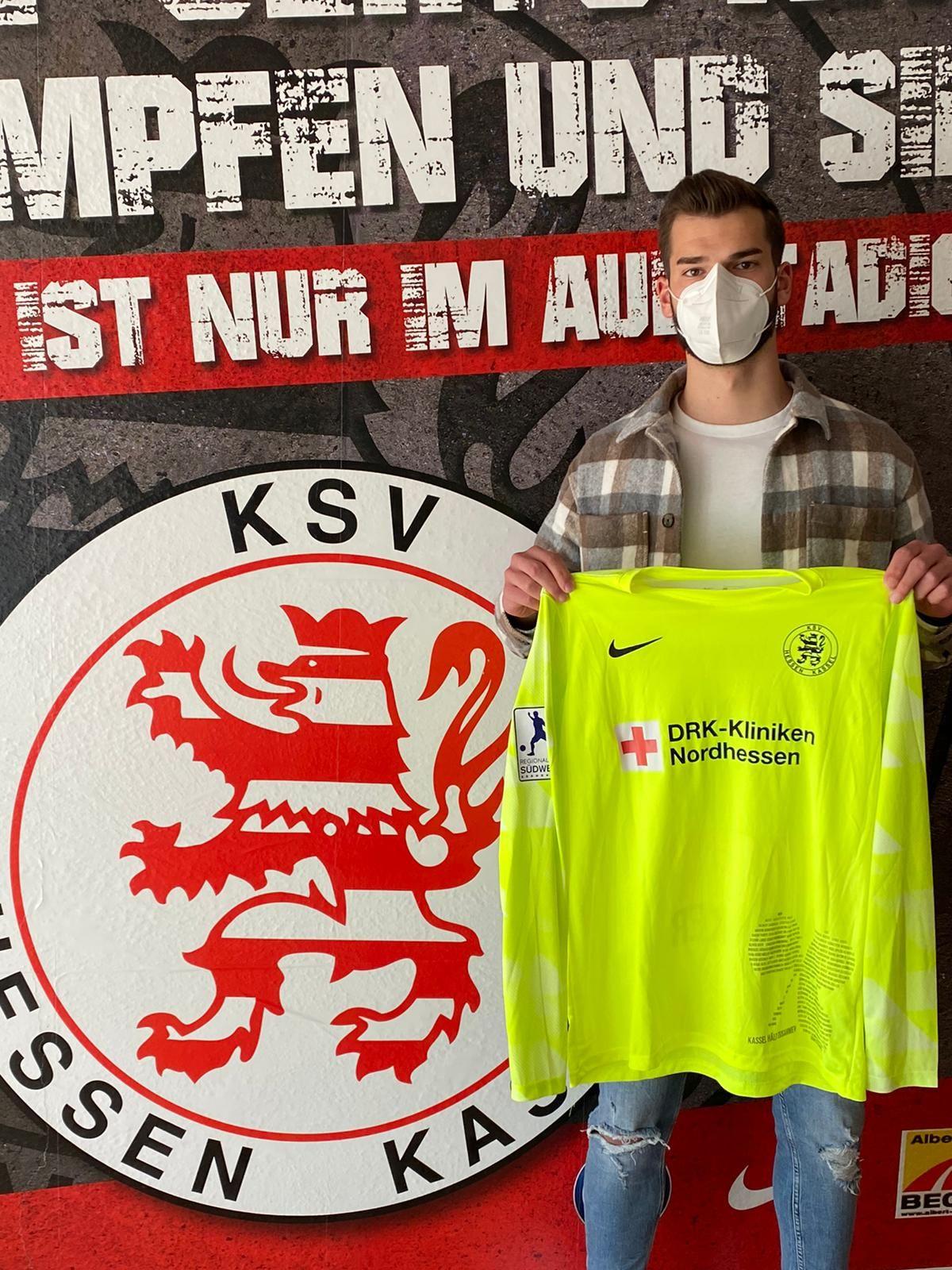Moritz Schunke wechselt aus dem NLZ des SC Paderborn zum KSV Hessen Kassel
