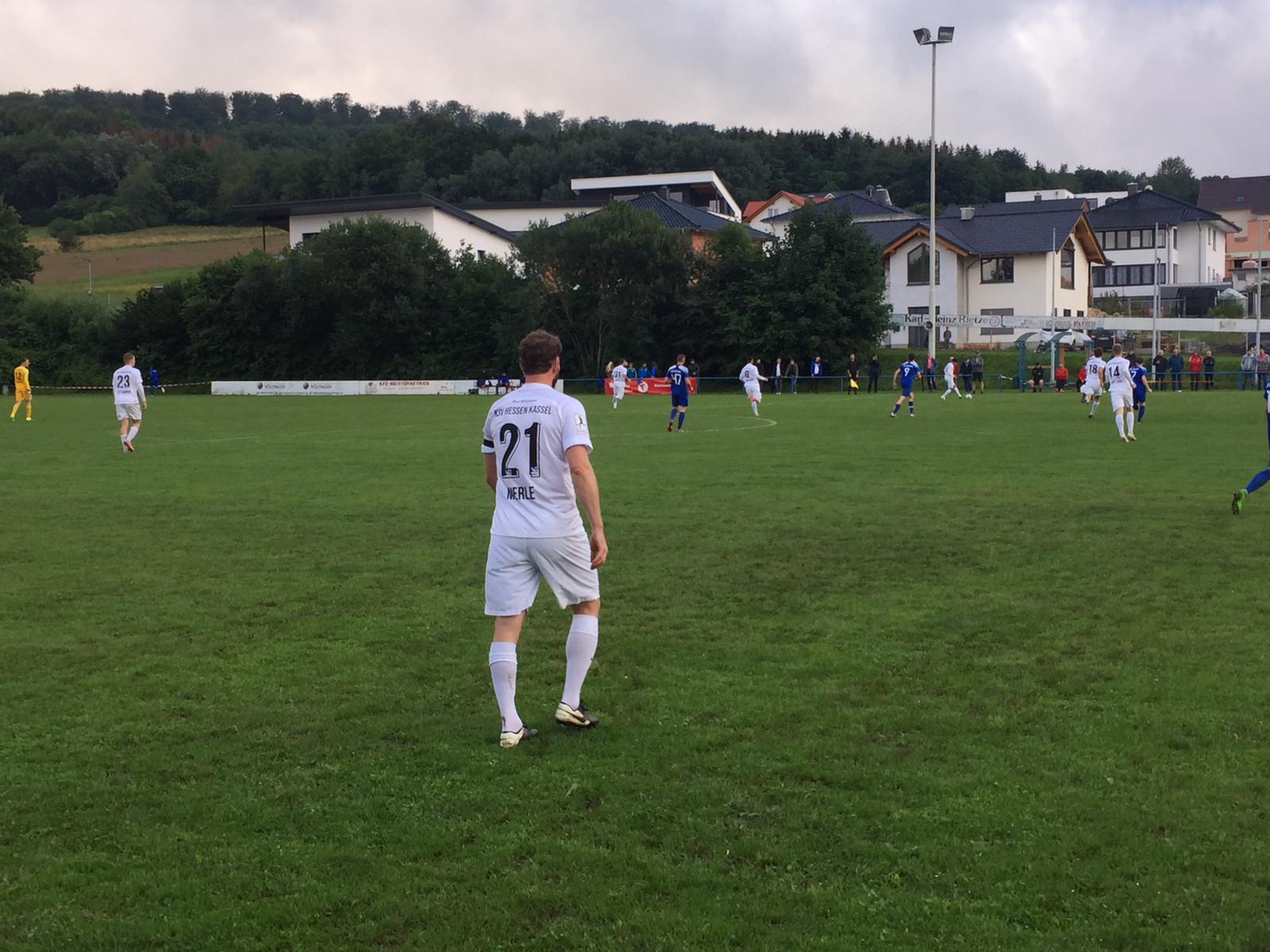 SV Blau-Weiß Ehlen - KSV Hessen Kassel