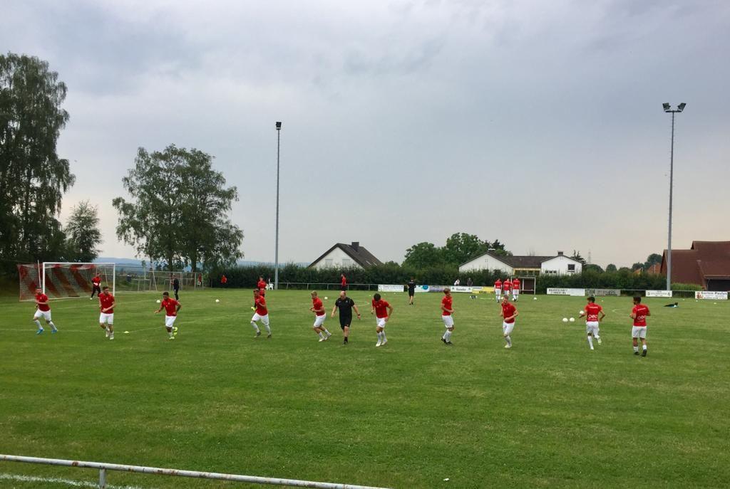 Testspiel TSV Holzhausen (Reinhardswald) - KSV Hessen Kassel