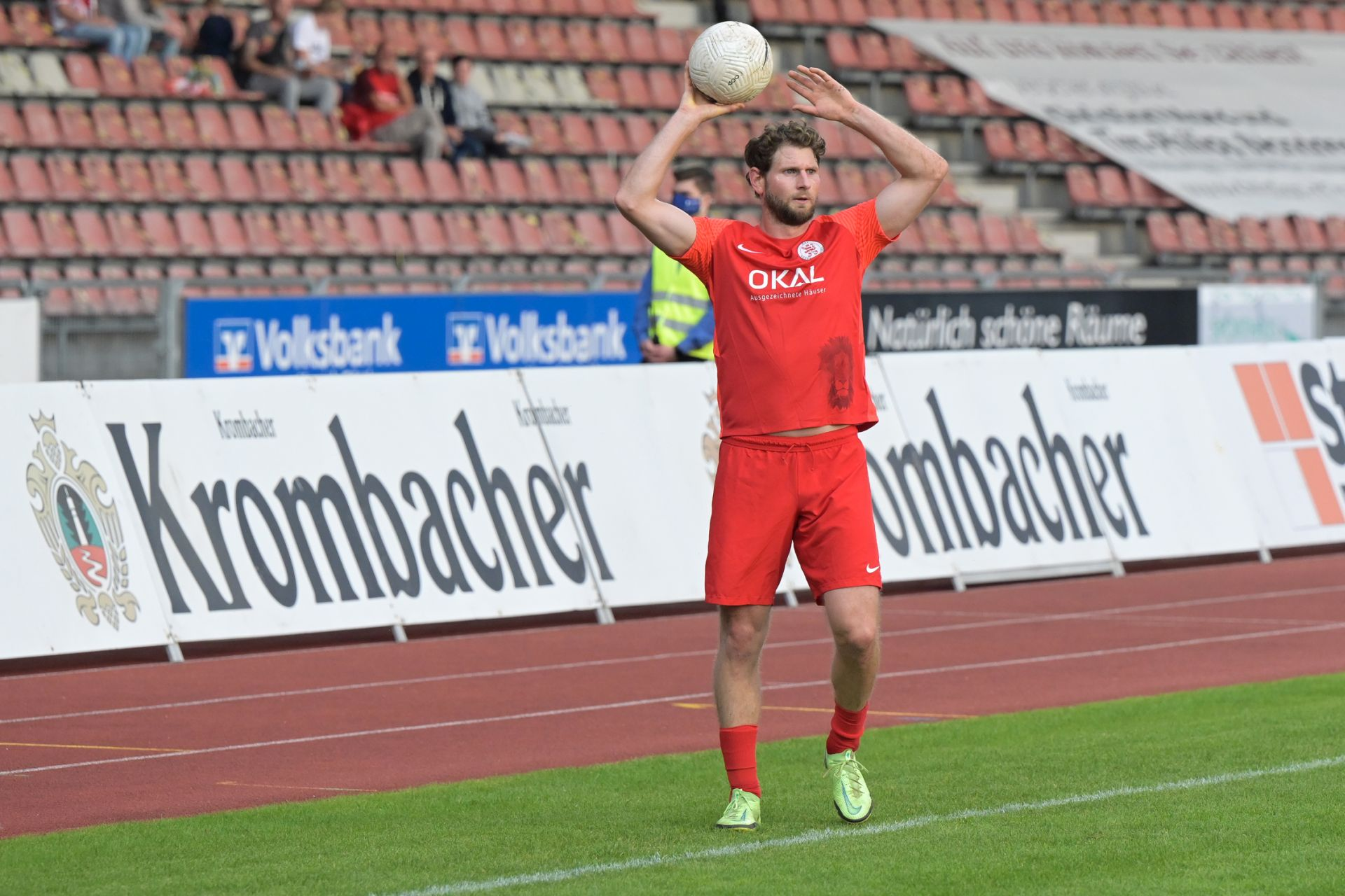 KSV Hessen Kassel, VfB Stuttgart II, Regionalliga S�dwest, Saison 2021/22, Endstand 3:2