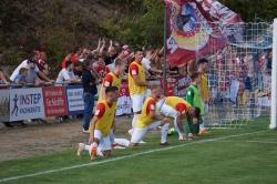 Hünfelder SV - KSV Hessen Kassel