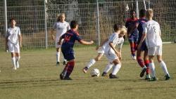 U13 beim TSV Wolfsanger