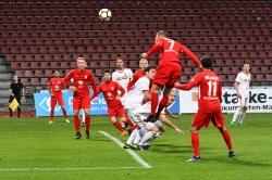 Lotto Hessenliga 2018/2019, KSV Hessen Kassel, FC Ederbergland, Endstand 4:1, Sebastian Schmeer (KSV Hessen Kassel)