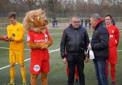 U23 gegen Kleinalmerode/Hu/Do