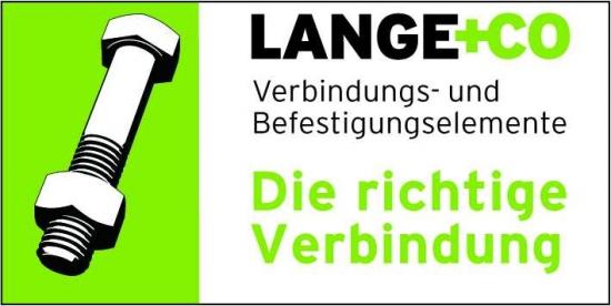 Auch die Firma Lange + Co beteiligt sich mit einer Materialspende am Neubau des KSV
