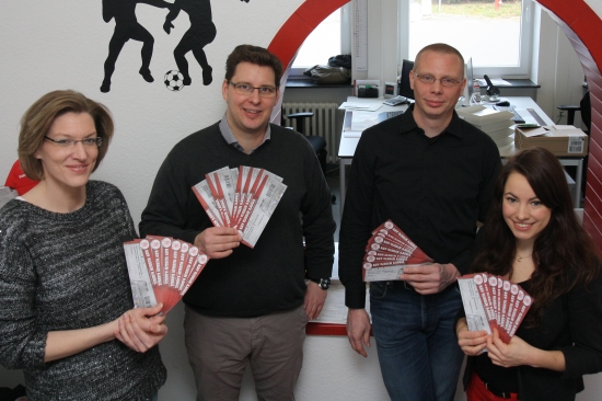 Neues Ticketsystem f�r den KSV