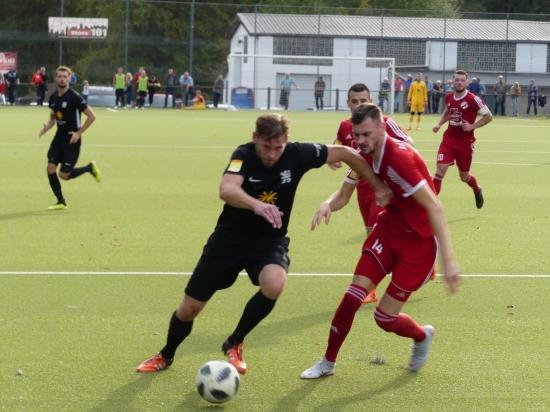 RW Hadamar - KSV Hessen Kassel: Sebastian Schmeer