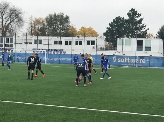 U19 bei Darmstadt 98