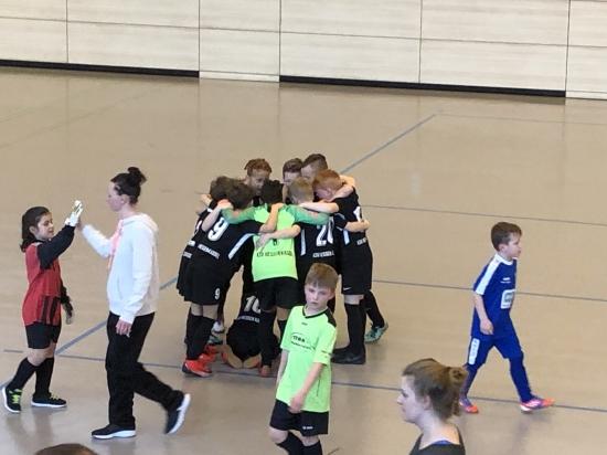 U9 Futsal Hallenkreismeisterschaft Zwischenrunde