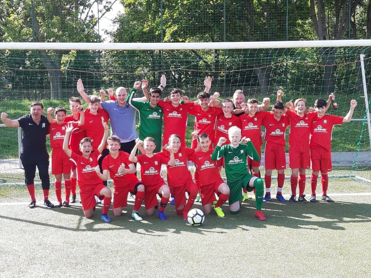 U14 - TSV Wolfsanger
