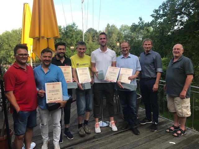 Verabschiedung Trainer 2018_19