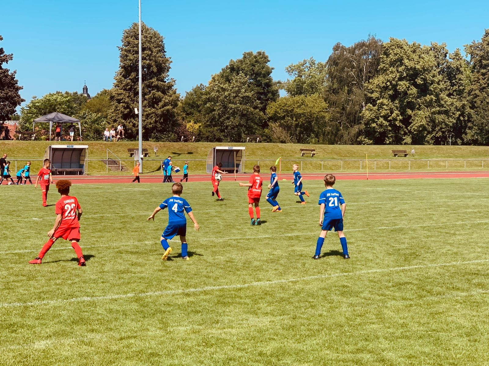 U9 Turnier Eschwege