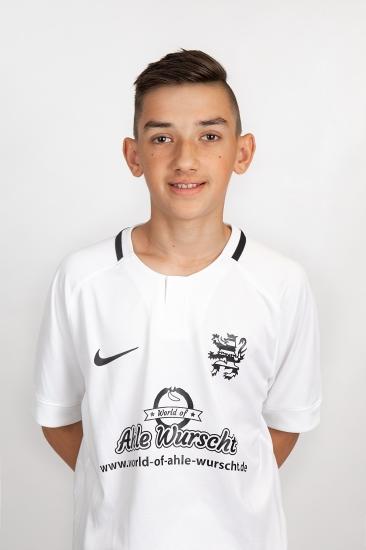 U15 Mannschaft 2019_20