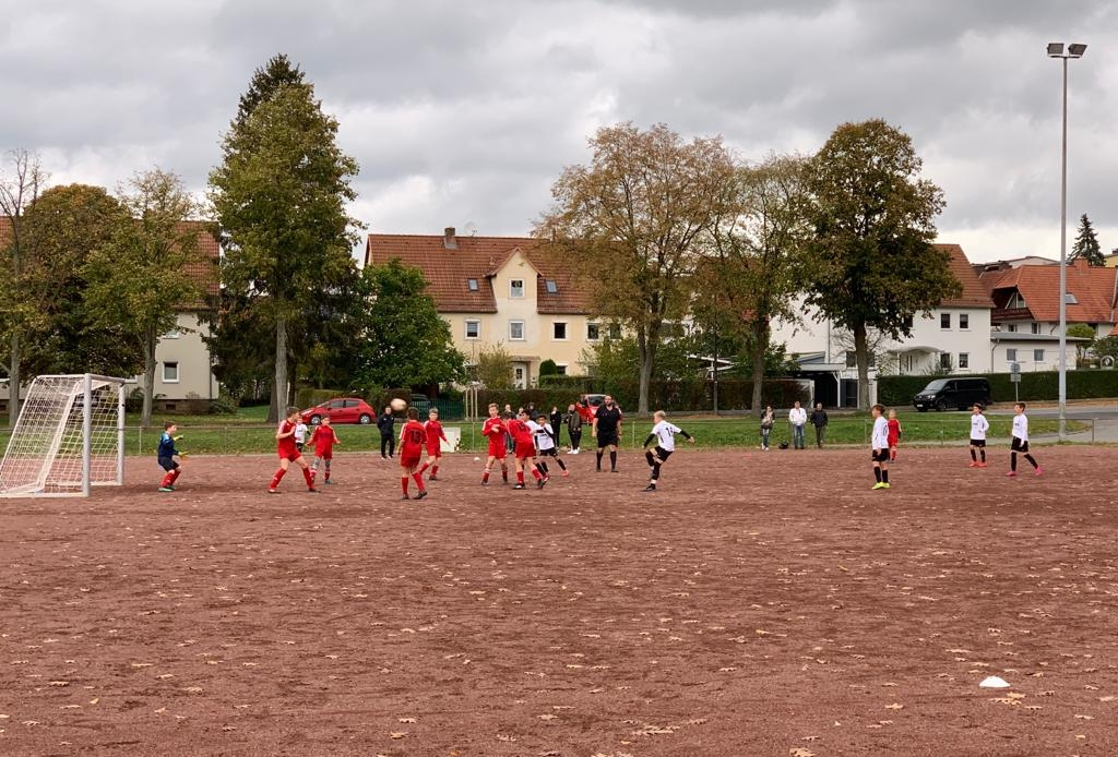 Wolfhagen - U12 I