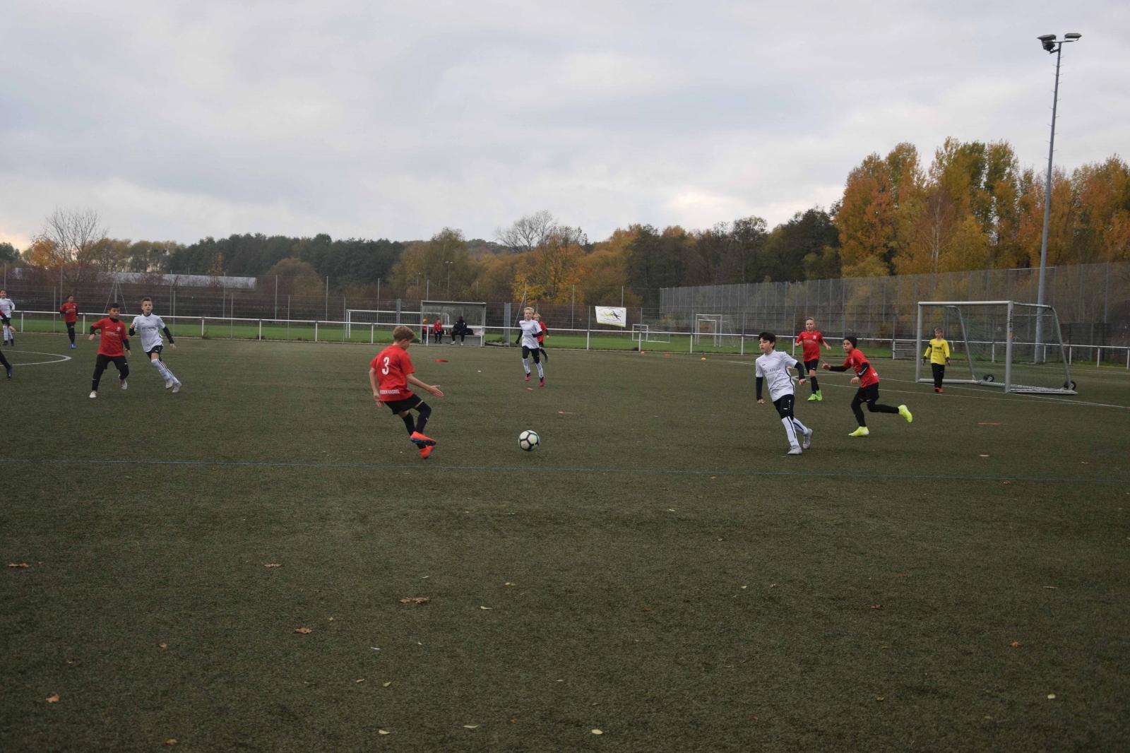 JSG Kaufungen / Sandershausen / BC Sport - U12 II
