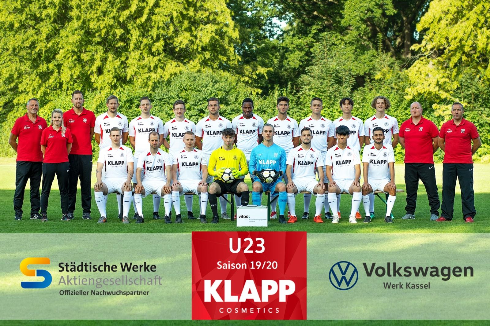 Mannschaftsbild U23