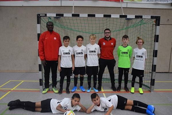 U12 II Hallenkreismeisterschaft Vorrunde