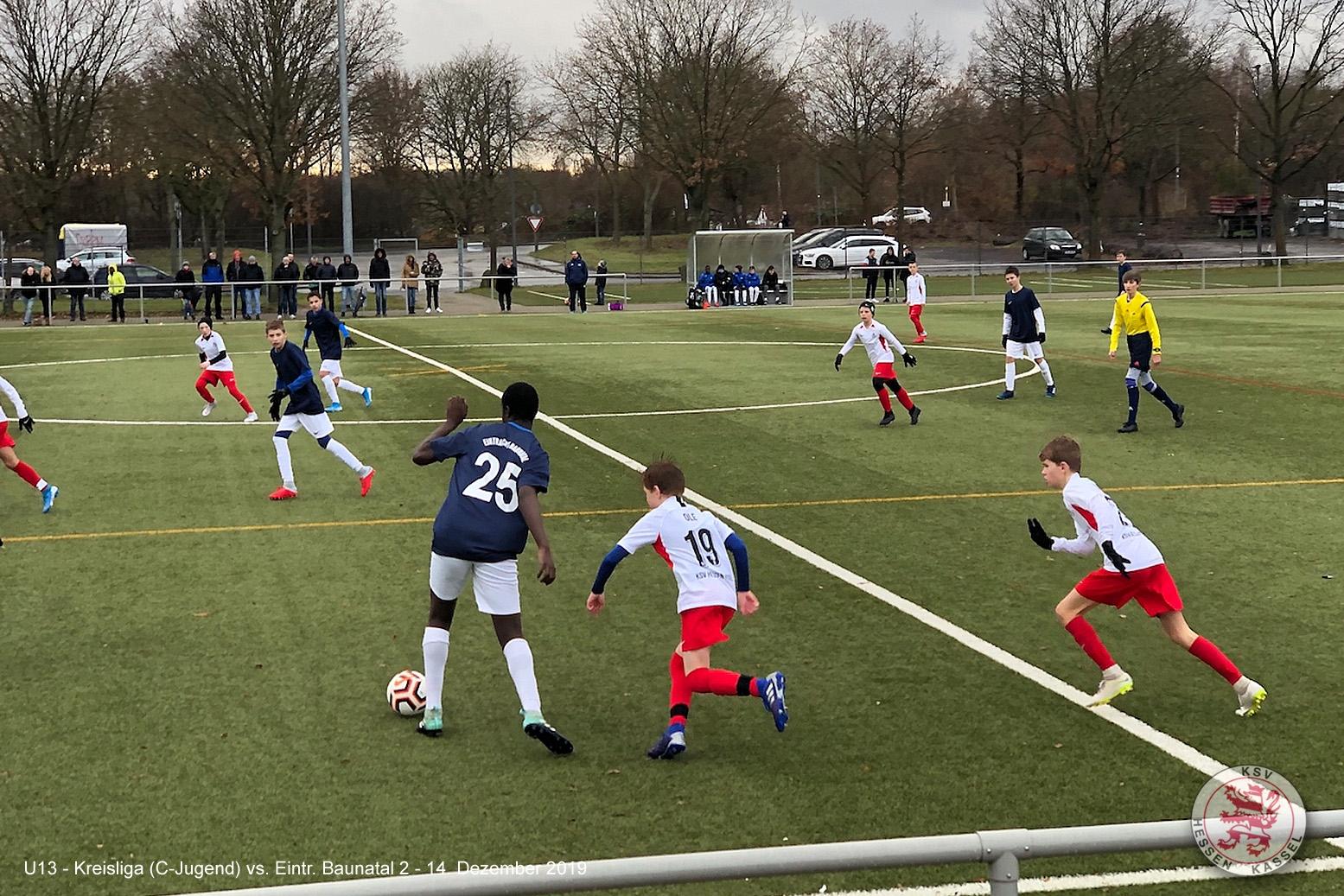 U13 - Eintracht Baunatal