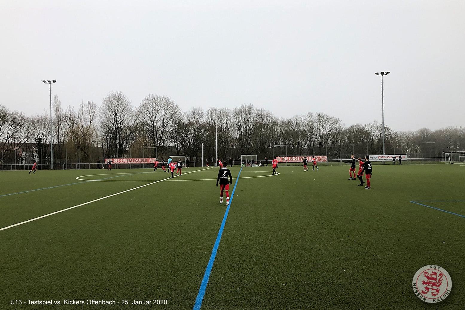 Kickers Offenbach - U13