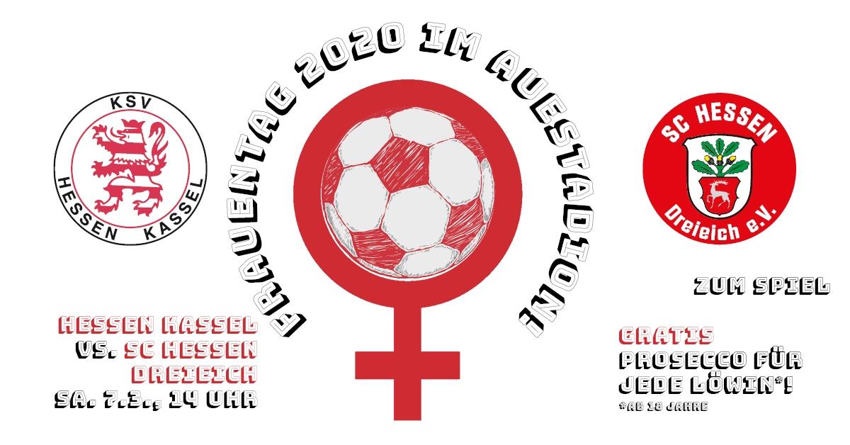 Frauentag am 7.3.20