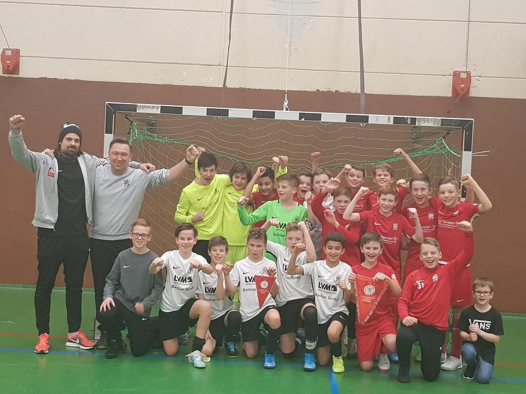 U12 Hallenkreismeisterschafts Endrunde