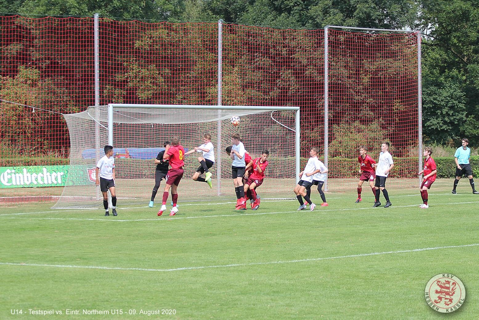 Eintracht Northeim U15 - U14