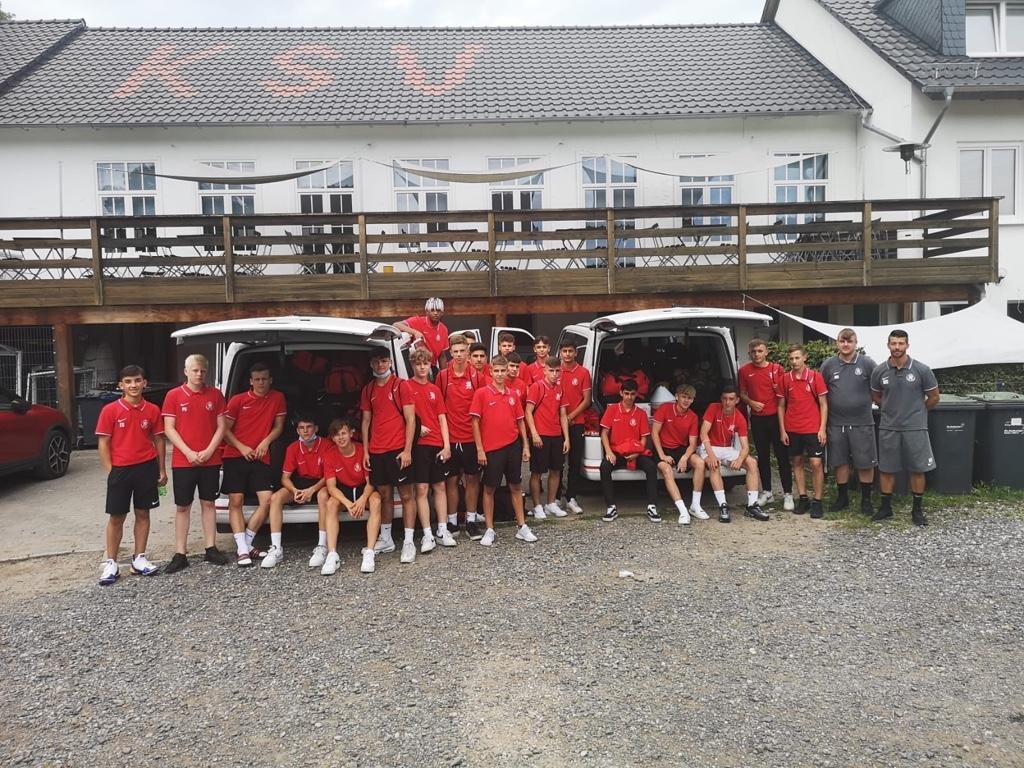 U17 Trainingslager Willngen