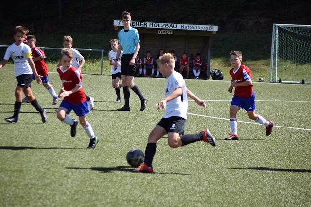 FC Ederbergland - U13