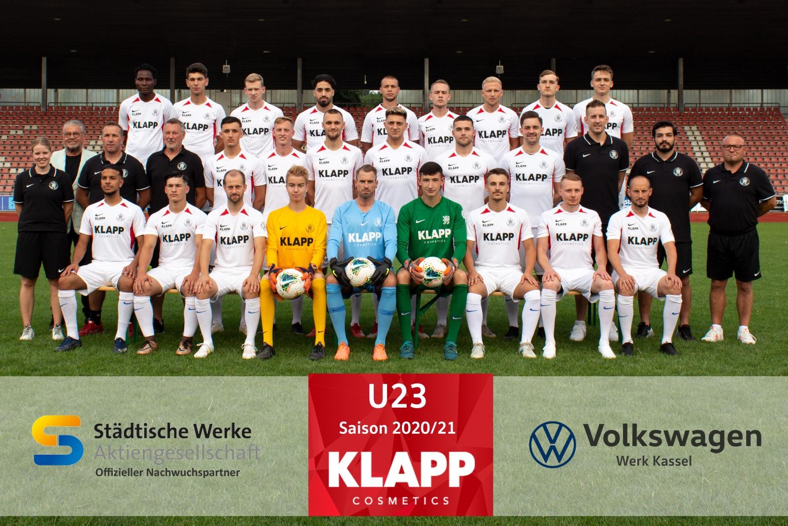 U23 Mannschaft 2020_21