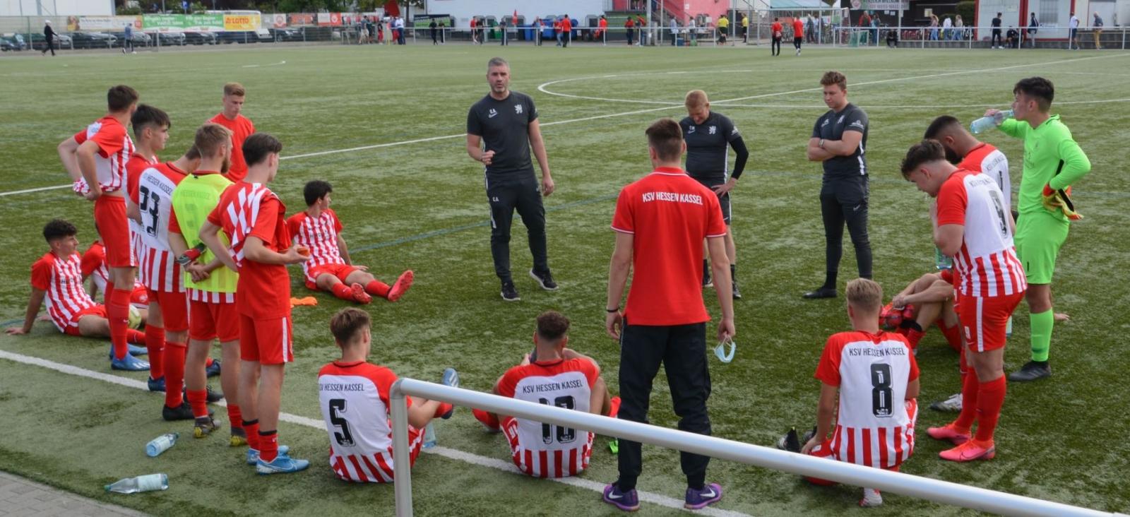 SV Rot-Weiß Walldorf - U19