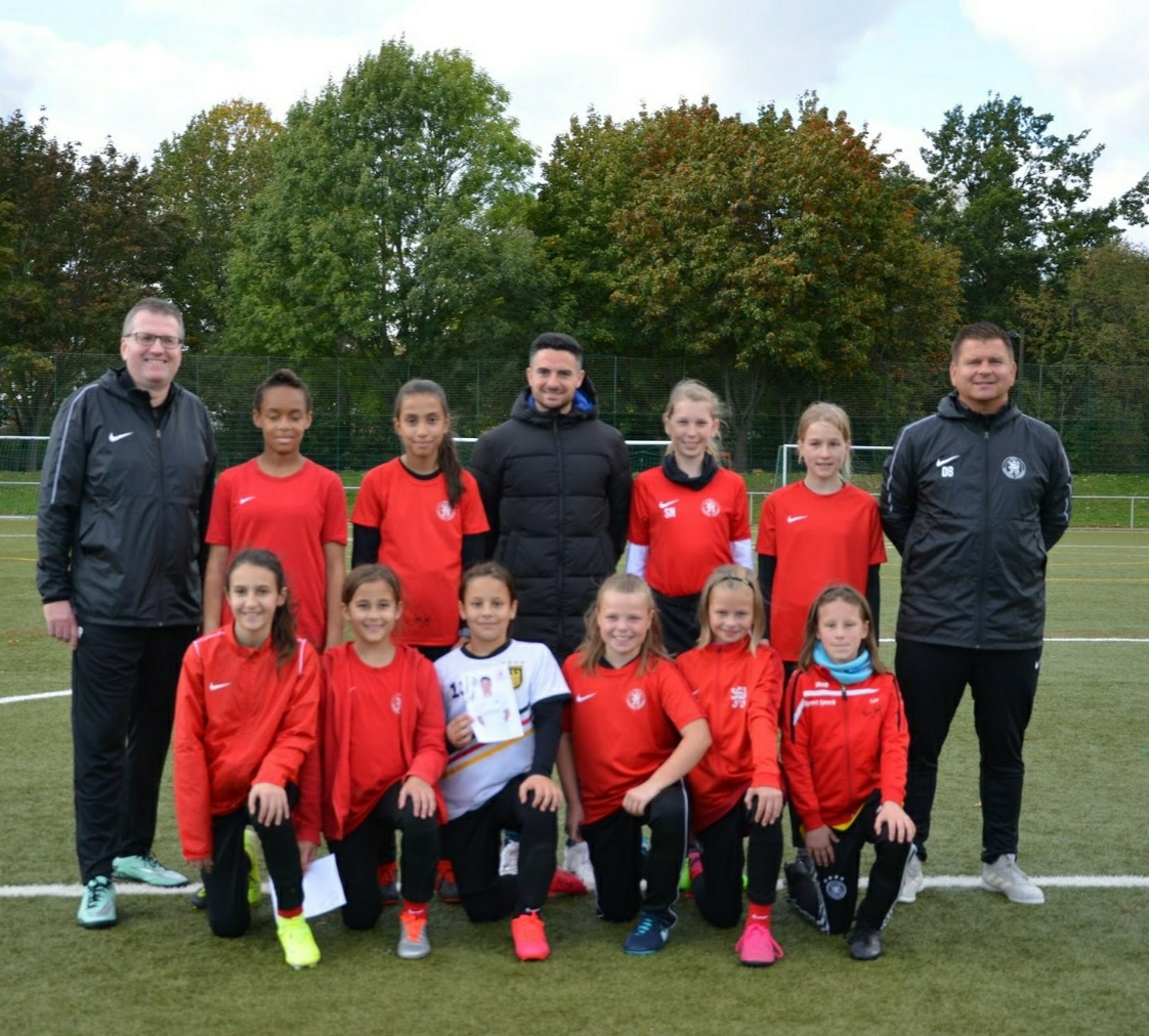 Trainingslager D-Juniorinnen 07.10.2020