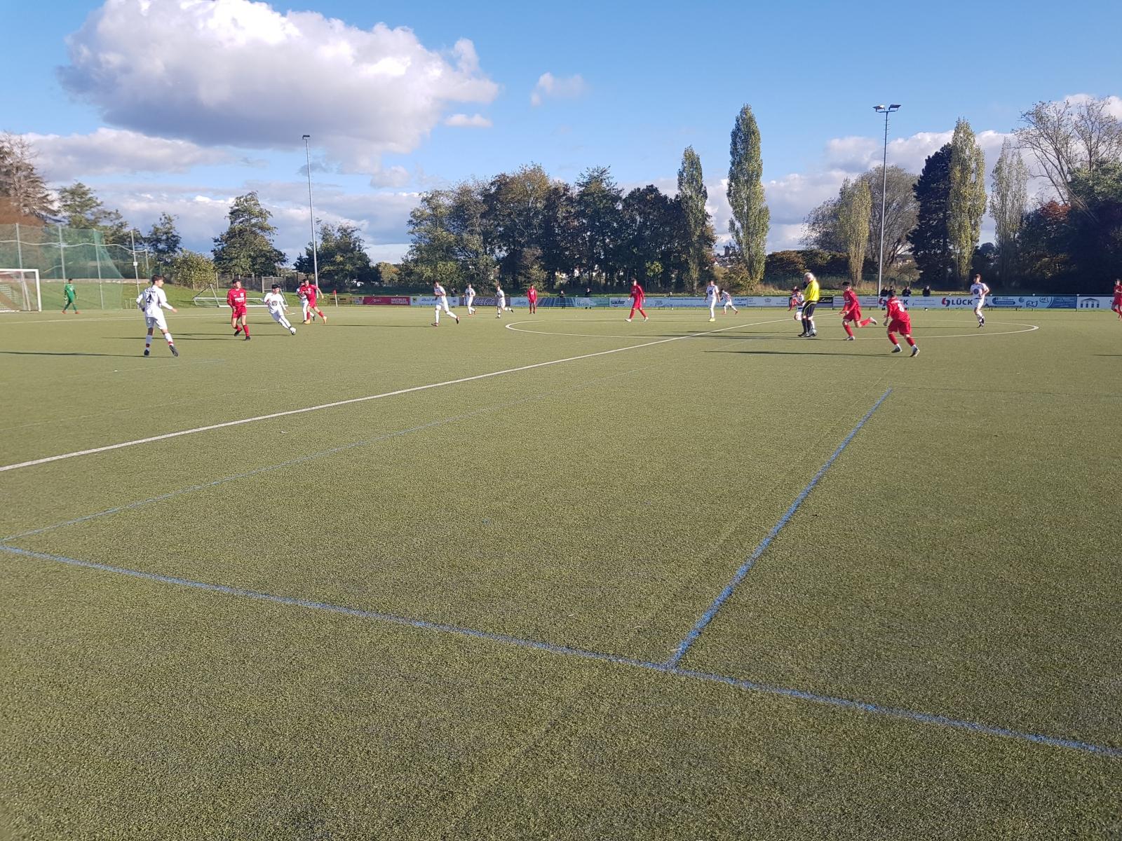 FC Gießen II - U16