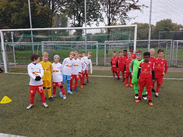RB Leipzig - U10 rot