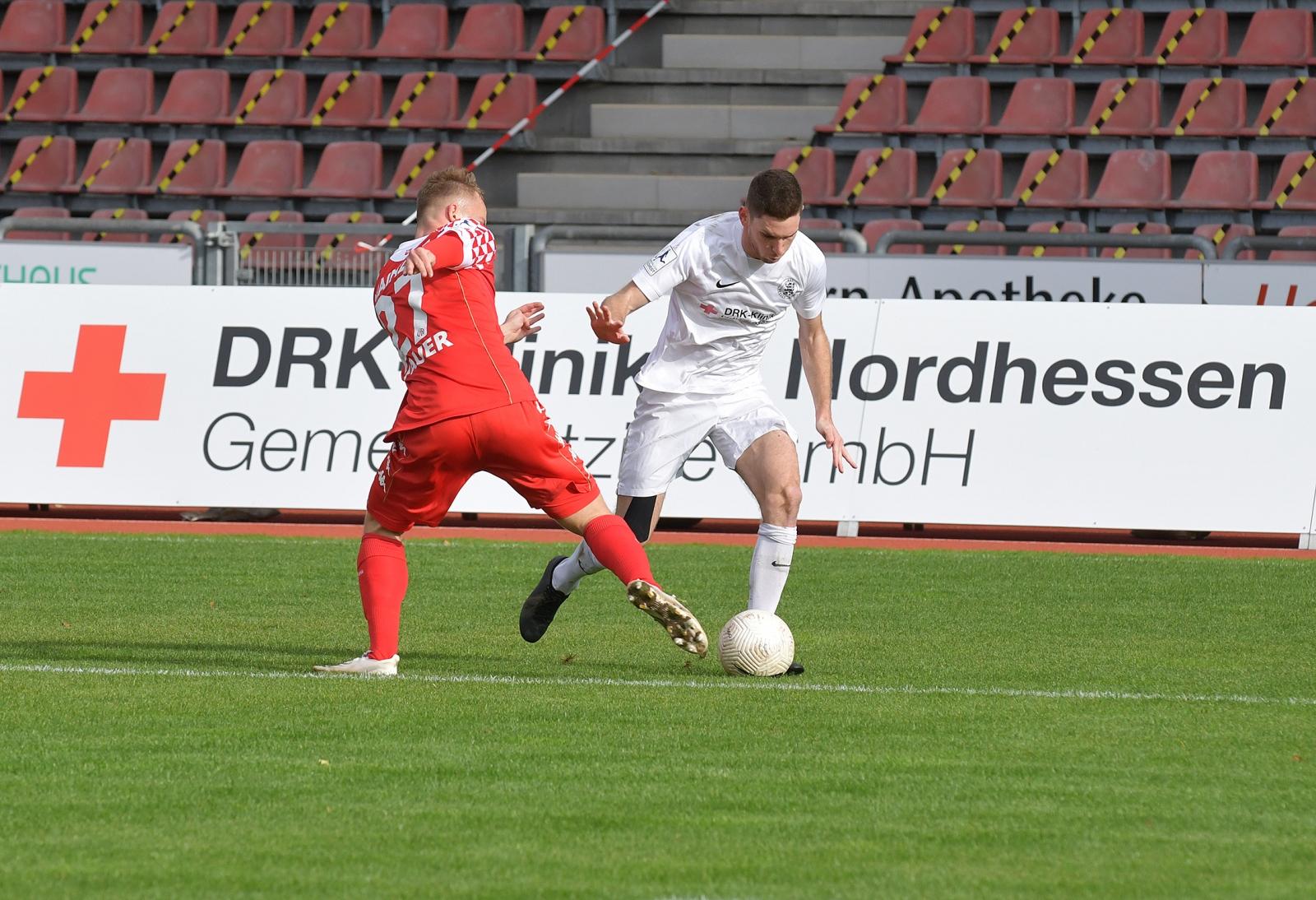 KSV Hessen Kassel, 1. FSV Mainz 05 II