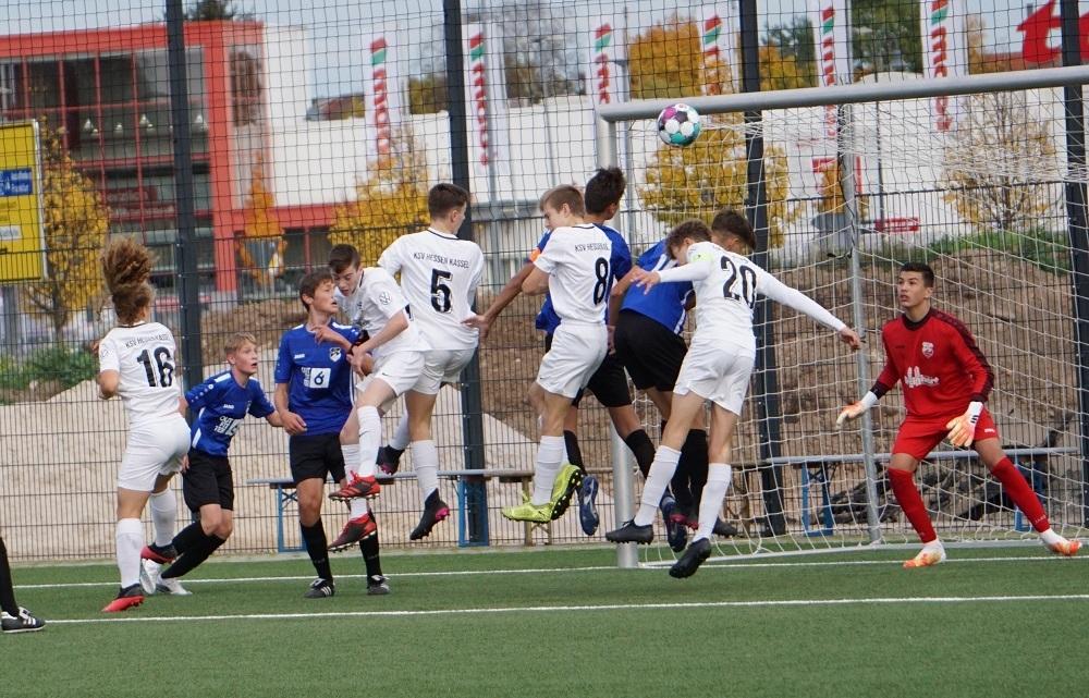 1. FC 1906 Erlensee - U15