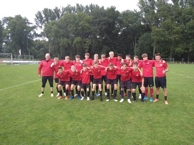 U16 Trainingslager