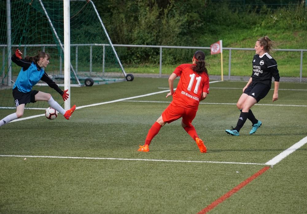 KSV Hessen Kassel - DFC Allendorf / Eder