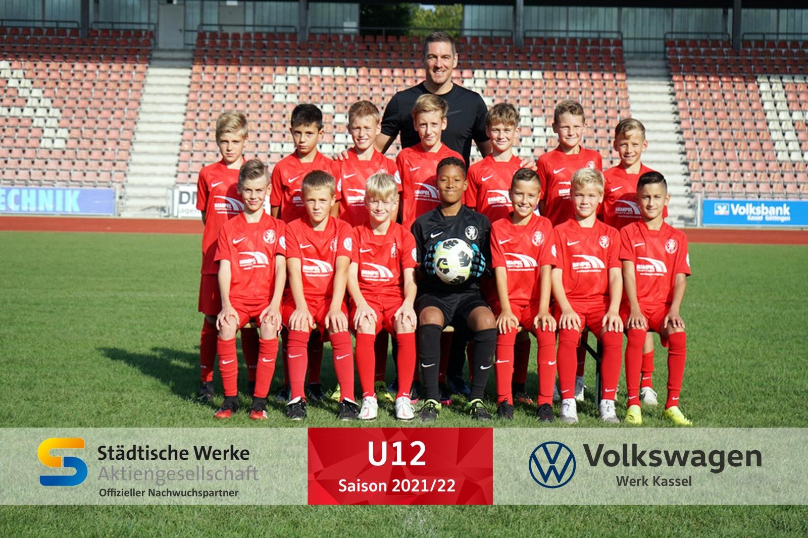 U12_Mannschaft_2021_22