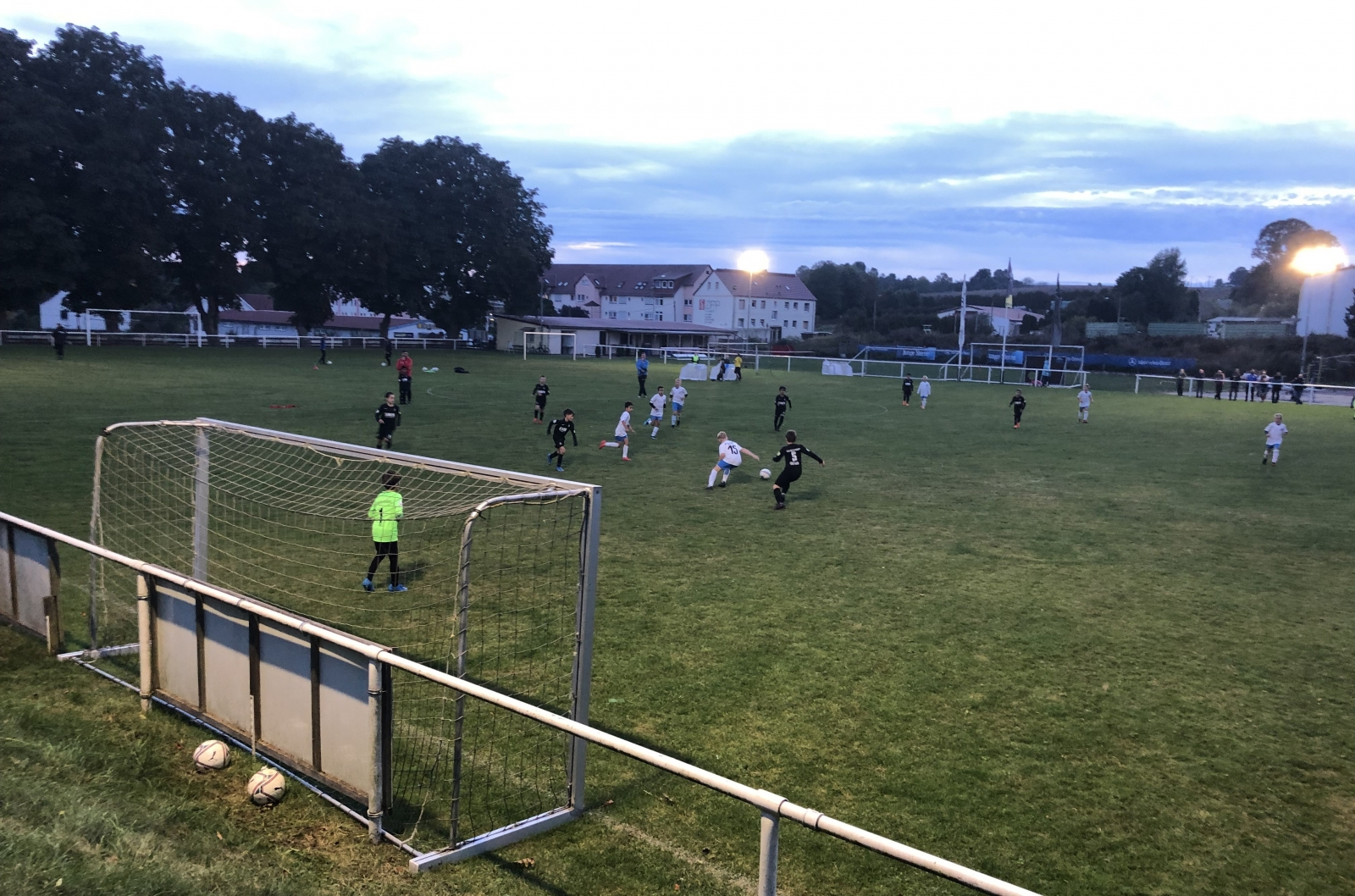 Soccer City - U11 weiss