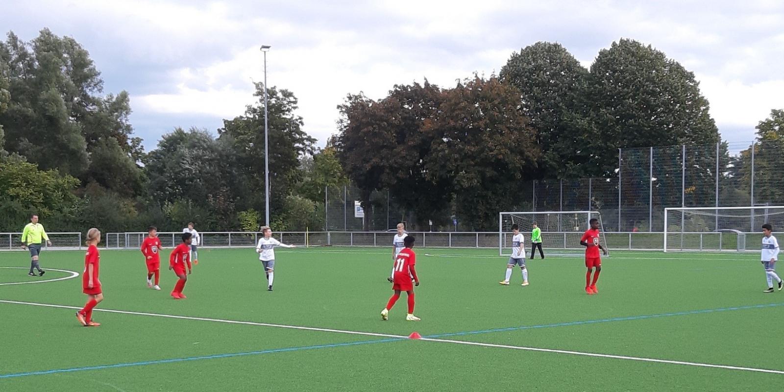 U11 rot - TSV Wolfsanger