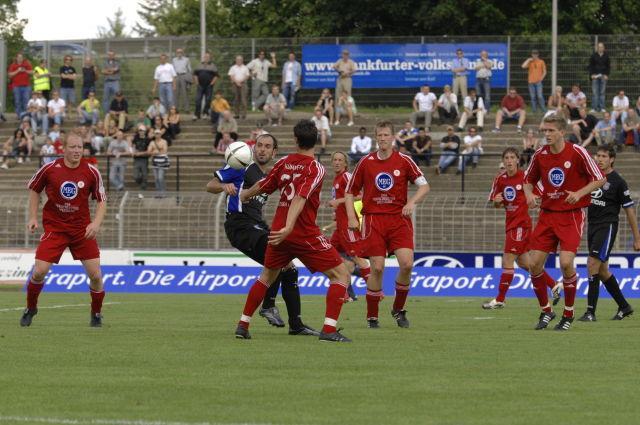 FSV Frankfurt - KSV Hessen Kassel 0:0