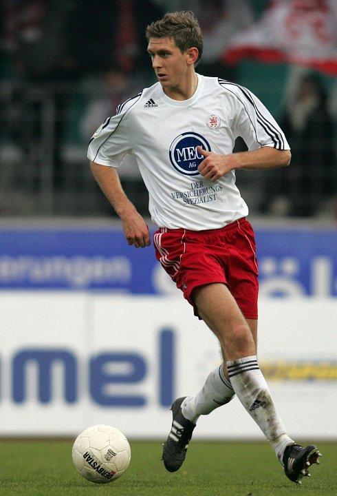 Heute wieder in der Verteitigung dabei: Tobias Willers (KSV Hessen Kassel)