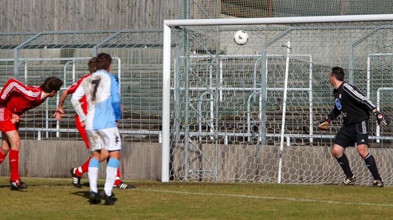 die 2:1 F�hrung f�r den TSV 1860