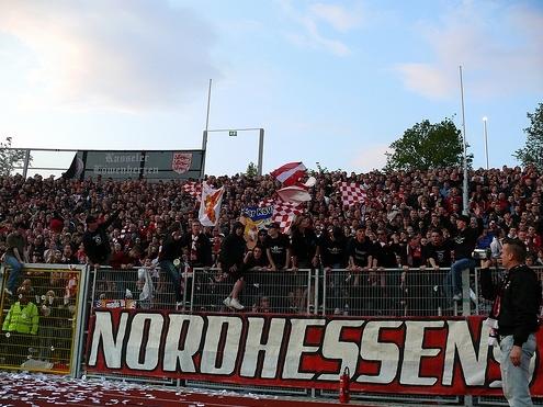 KSV-Fans in der Nordkurve