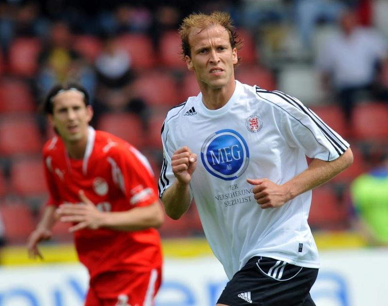 Nach langer Pause heute dabei: Christoph Keim (KSV Hessen Kassel)