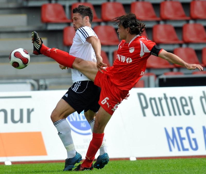 #h26# gegen Boris Kolb (SV Sandhausen) (R)