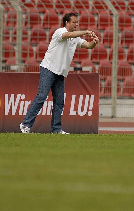 Mirko Dickhaut  (Trainer KSV Hessen Kassel )