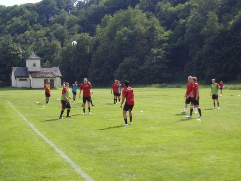 Trainingsfoto