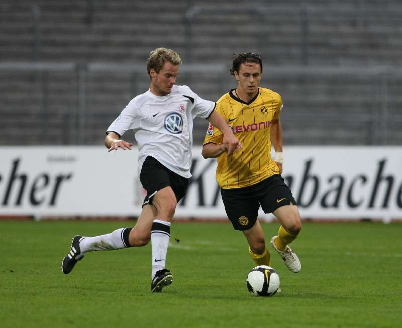 KSV-BVB: Enrico Gaede