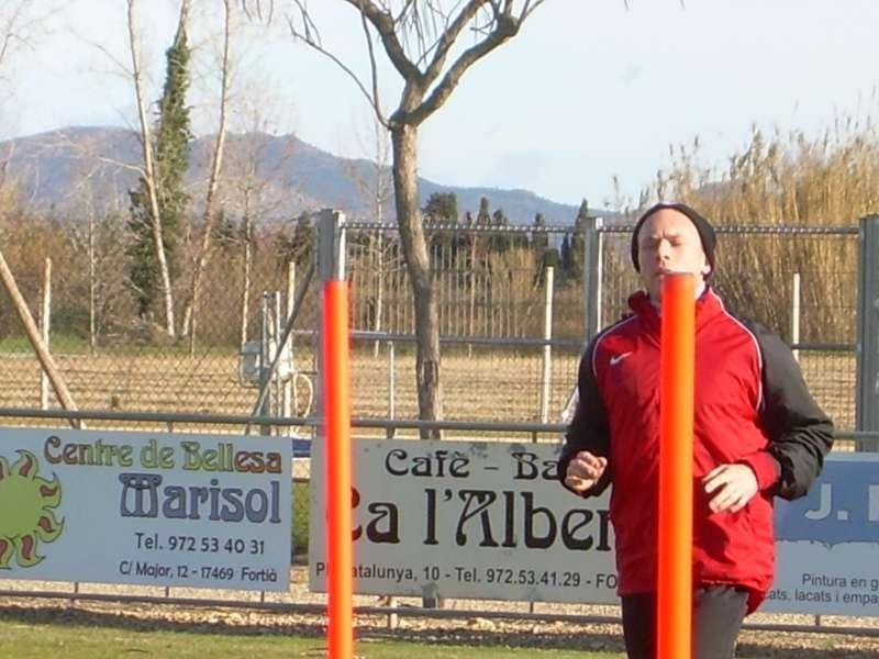 Konditionstrainer Dominik Suslik